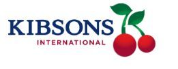 kibsons Coupon